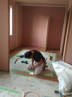 基礎工事(旭川近郊の工務店ならミヤザキホーム)