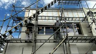 外壁(旭川近郊の工務店ならミヤザキホーム)