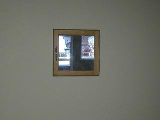 造作小窓(旭川近郊の工務店ならミヤザキホーム)