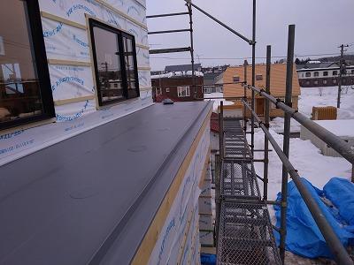屋根防水(旭川近郊の工務店ならミヤザキホーム)
