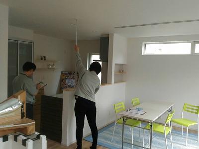 家屋調査(旭川近郊の工務店ならミヤザキホーム)