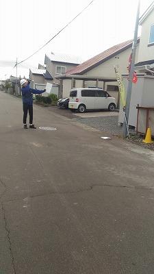 追加外装下地検査(旭川近郊の工務店ならミヤザキホーム)