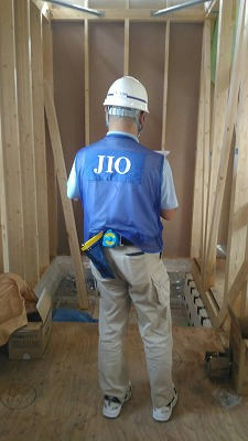 JIO躯体検査(旭川近郊の工務店ならミヤザキホーム)