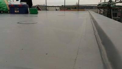屋根防水シート張り(旭川近郊の工務店ならミヤザキホーム)