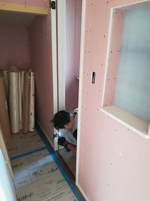木工事完了(旭川近郊の工務店ならミヤザキホーム)