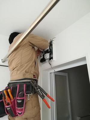 電気・設備仕上げ工事(旭川近郊の工務店ならミヤザキホーム)