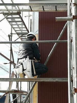 金属サイディング(旭川近郊の工務店ならミヤザキホーム)