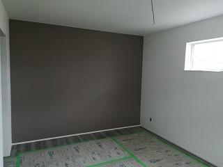 クロス工事完了(旭川近郊の工務店ならミヤザキホーム)